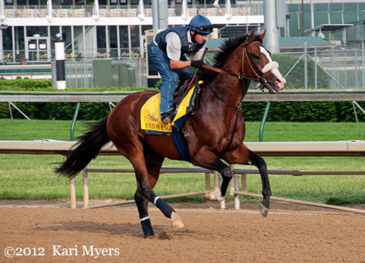 May 3, 2012: Union Rags.